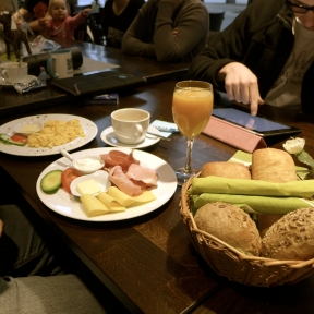 Ausgedehntes Brunch im Kaffeehaus Sindelfingen